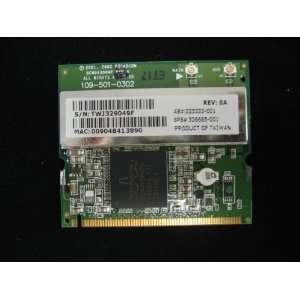 Compaq Presario 2568CL wireless BCM94306MP 325333 001