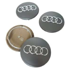 Audi Hubcap Wheel Center Caps 8D0601170 8D0 601 170 (Set