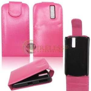 Hot Pink Cradle Case for Blackberry Curve 8300/8310/8320