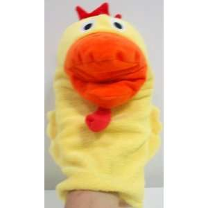10 Plush Duck Hand Puppet Doll Toy Toys & Games