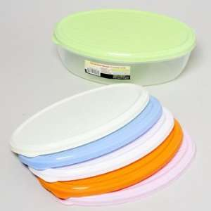 368295 Oval 108 Oz. Food Storage Container  Case of 48
