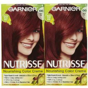 Garnier Nutrisse Level 3 Permanent Hair Creme Beauty