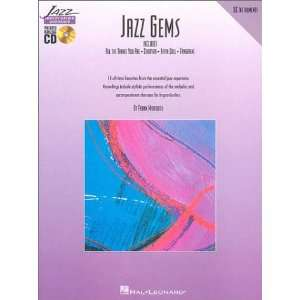 Jazz Gems   Bass Clef Instruments (0073999604900): Frank