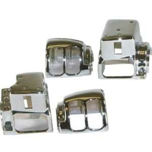 Switch Housings For Harley Davidson Touring Models With Radio Only