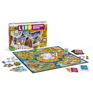 Hasbro Game Of Life World Adventure Toys & Games