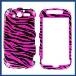 HTC MyTouch 4G 2010 Zebra on Hot Pink Hot Pink/Black