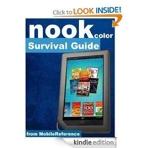 Survival Guide   Step by Step User Guide for the Nook Color eReader