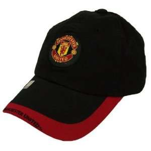 MANCHESTER UNITED SOCCER OFFICIAL LOGO YOUTH CAP HAT