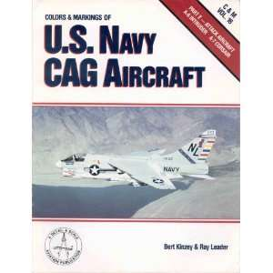 Colors & Markings of the U.S. Navy CAG Aircraft, Part 2