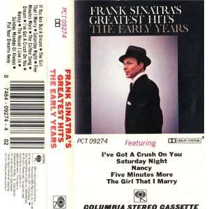 Greatest Hits Early Years Frank Sinatra Music