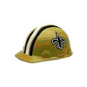 New Orleans Saints NFL Hard Hat by Wincraft (OSHA Approved)