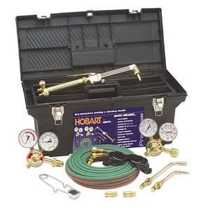 Hobart Heavy Duty Oxy/Fuel Cutting and Welding Outfit Tool