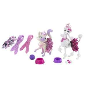 Barbie A Fashion Fairytale Pets  Toys & Games