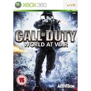 Activision Call of Duty World at War Electronics