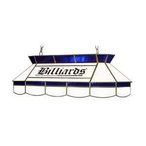 Billiard Lamp Stained Glass Pool Table Light: Home Improvement