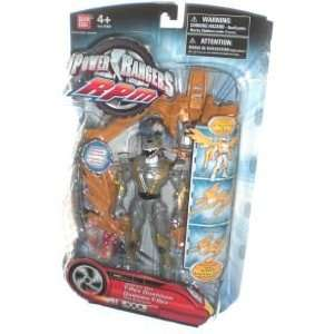 Power Ranger RPM 5 Guardian Figures Auxiliary Trax