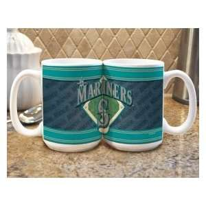 Seattle Mariners Coffee Mug Sports & Outdoors