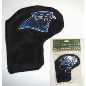 Panthers Deluxe Golf Putter Cover Case Pack 12
