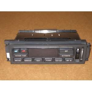 95 96 Lincoln Town Car Climate Control (MADDBUYS) Car Electronics