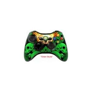 Green Skulls 3Mod Xbox (10 Modes Rapid Fire + Super