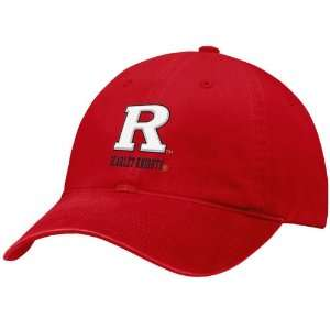 Nike Rutgers Scarlet Knights Red 3D Campus Hat