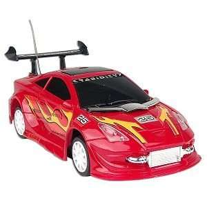 Saker 124 Scale 27MHz Remote Control Car (Red) Toys & Games