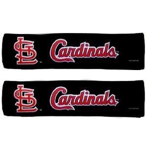 Seat Belt Shoulder Pads   MLB Baseball   St. Louis Cardinals   Pair