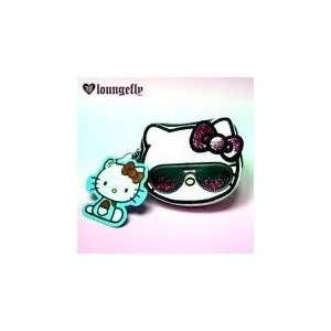 Hello Kitty Coin Bag   90s Retro Style Purse Wallet
