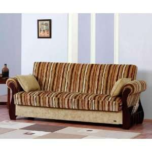 Vig Furniture Datcha Fabric Sofa Bed Home & Kitchen