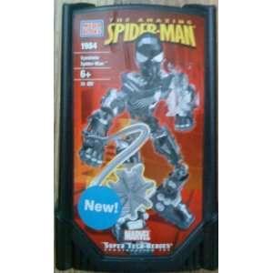 Mega Bloks 1984 Symbiote Spiderman Toys & Games