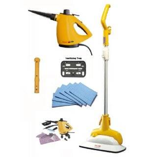 Haan Deluxe Total Home Steam Cleaning System Includes FS 20+ Steam
