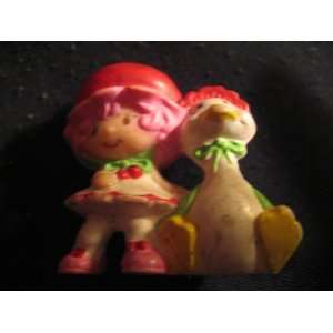 CHERRY CUDDLER VINTAGE 80S STRAWBERRY SHORTCAKE MINI Everything Else