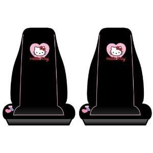 Hello Kitty Car Bucket Seat Covers