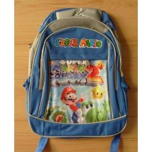 Brand New Nintendo Super Mario Bros. Medium Backpack Toys
