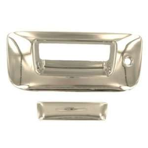 Pickup Truck Chrome Tailgate Handle Cover Kit W Keyhole Automotive