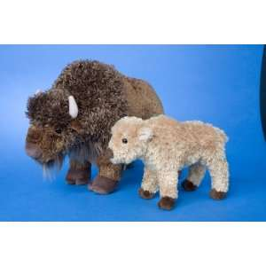 Plush Tonka Baby Buffalo 7 Toys & Games
