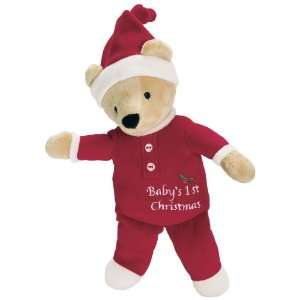North American Bear Company Babys First Christmas Bear Toys & Games