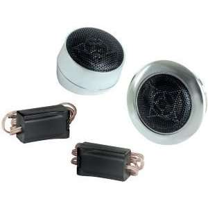 SOUNDSTORM STW50 1 SILK SOFT DOME TWEETERS Car Electronics