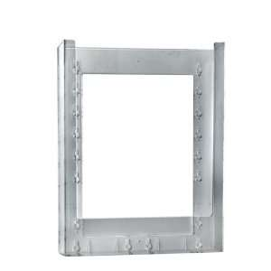 Single Letter Wall Mount Brochure Holder, 10 Pack Home Improvement
