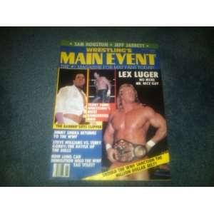 WWE WWF NA ECW NWO NWA WCW) Wreslings Main Even November Books