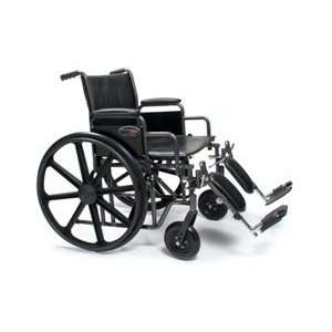 Everest & Jennings Traveler HD Wheelchair