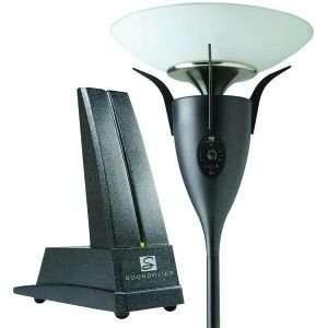 CONCERT BREEZE WIRELESS SPEAKER FLOOR LAMP & TRANSMITTER Electronics