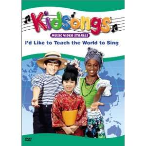 Teach the World to Sing The Kidsongs Kids, Bruce Gowers Movies & TV