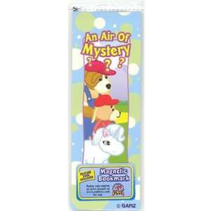 Webkinz Magnetic Bookmark   AN AIR OF MYSTERY