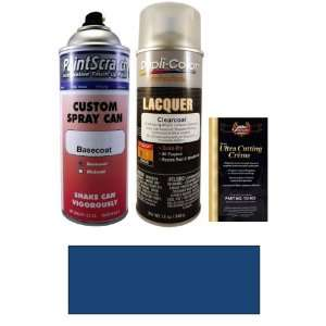 12.5 Oz. Daytona Blue Metallic Spray Can Paint Kit for 2007 Chevrolet