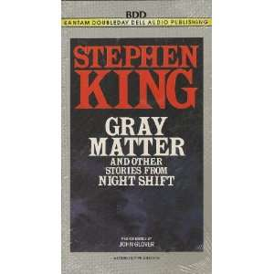 Gray Matter and Other Stories from Night Shift Audio Book