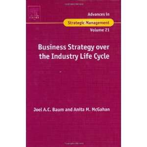 in Strategic Management) (9780762311354) Joel A. C. Baum Books