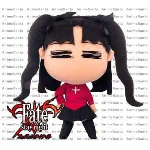 FATE STAY NIGHT RIN UFO 12 PLUSH + Pin Toys & Games