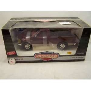 Ertl American Muscle 97 Ford F150 XLT Toys & Games