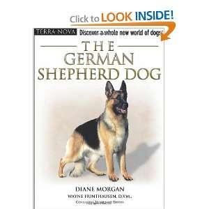 The German Shepherd Dog (Terra Nova Series) (9780793836352